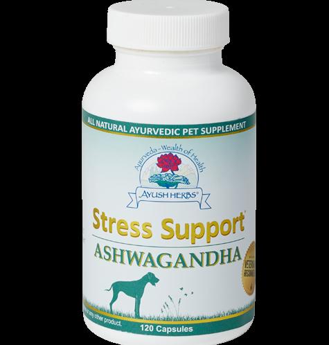 Ayush Herbs Stress Support Ashwagandha